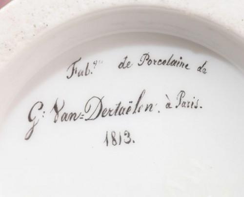 - Van der Taëlen manufacture. 1813