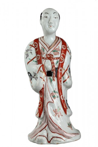 Japanese figure, Arita Circa 1680