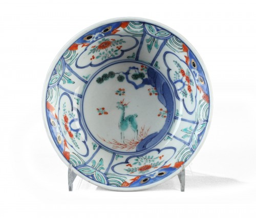 Japan bol, Kakiemon styel, early18th century