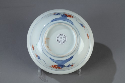 Japan bol, Kakiemon styel, early18th century - Porcelain & Faience Style