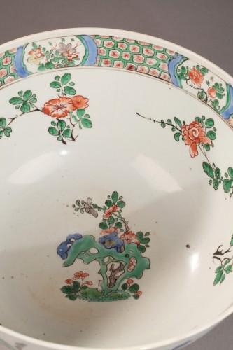 Porcelain & Faience  - Famille Verte bowl, Kangxi period 1662 - 1722