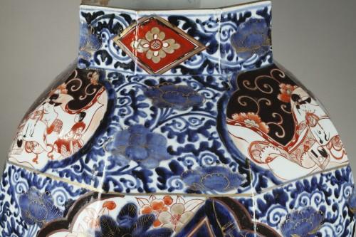 17th century - Large japanese jar, Genroku period (1688 - 1704)