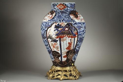 Antiquités - Large japanese jar, Genroku period (1688 - 1704)