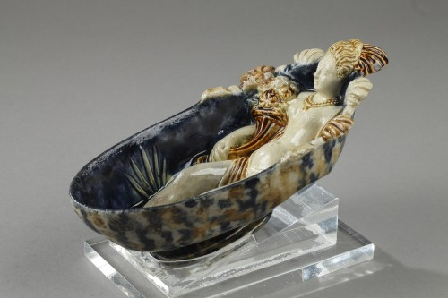 MANHERBE - LE PRE D'AUGE  Cup. End of 16th century begining of 17th century -