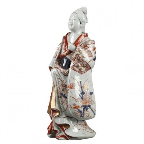 Japanese Bijin Genroku Period 1688 - 1704