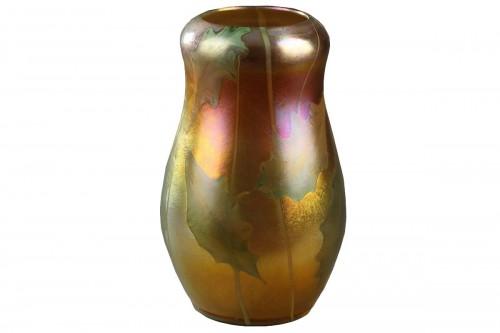 Tiffany Vase circa 1910