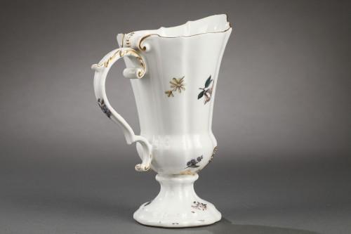 Meissen porcelain ewer Circa 1740 - 1745 - Porcelain & Faience Style
