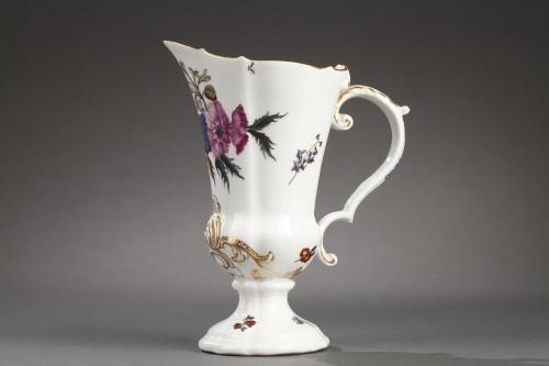 Meissen porcelain ewer Circa 1740 - 1745 -