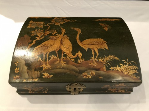 Lacquer box - Objects of Vertu Style