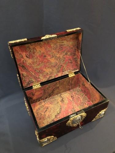 17th century Antwerp box - Decorative Objects Style