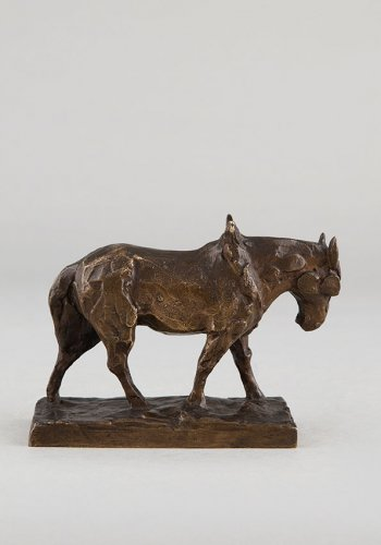 Hauling Horse - Charles ARTUS (1897–1978) -