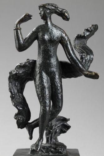 Diana - Alfred JANNIOT (1889-1969) - Sculpture Style Art Déco
