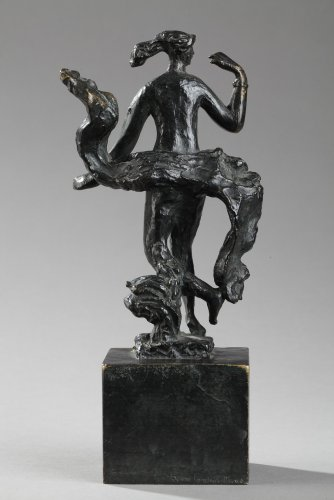 Diana - Alfred JANNIOT (1889-1969) - Art Déco