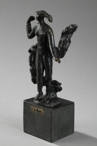 Art Déco - Diana - Alfred JANNIOT (1889-1969)