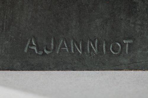 Antiquités - Diana - Alfred JANNIOT (1889-1969)