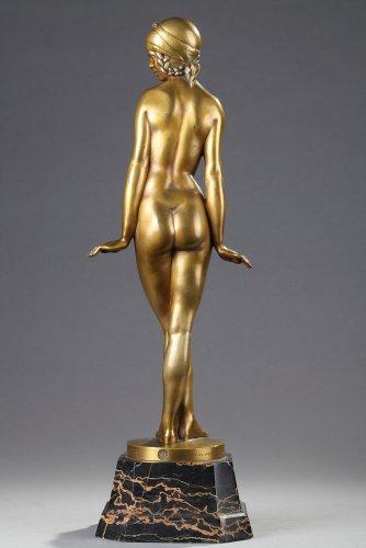 20th century - Messaouda - François-Emile POPINEAU (1887-1951)