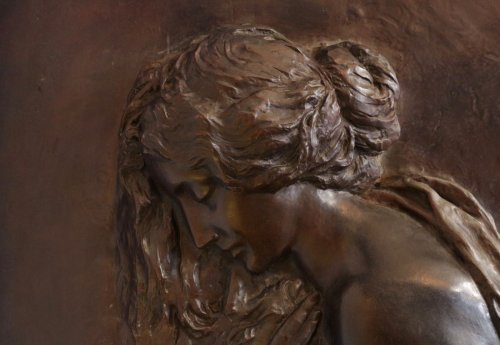 Melancholia - Jean MAGROU (1869-1945) -