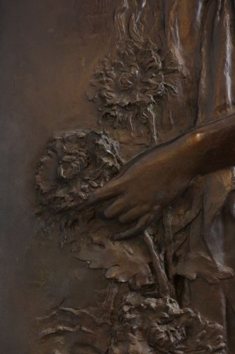 Melancholia - Jean MAGROU (1869-1945) - Art nouveau