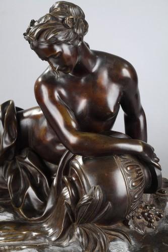 19th century - Spring - unsigned 19th c. sculpture