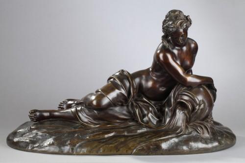 Antiquités - Spring - unsigned 19th c. sculpture