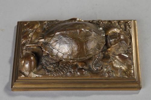 Antiquités - Turtle - Antoine-Louis BARYE (1796-1875)
