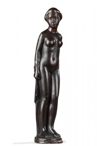 Femme au Chignon, also named Baigneuse Debout - Aristide MAILLOL (1861-1944