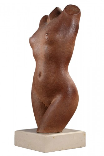 Torso of a young woman - Marcel GIMOND (1894-1961)