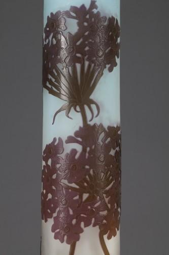 Glass & Crystal  - Hydrangeas Vase - GALLÉ