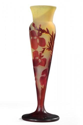 Ophrys Vase - GALLÉ