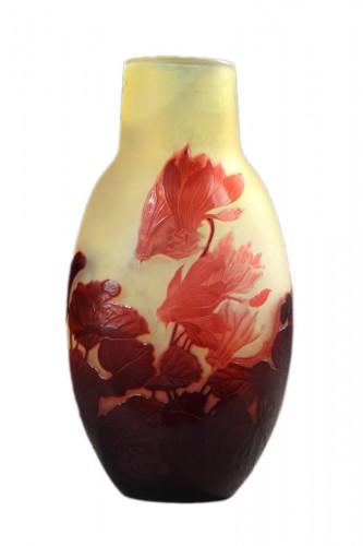 Cyclamen Vase - GALLÉ