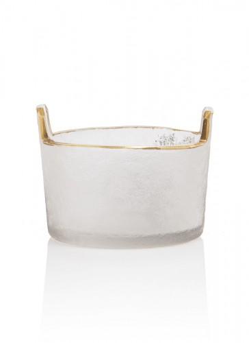 Miniature of Baquet shape - Daum - Glass & Crystal Style Art nouveau