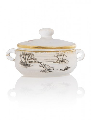 Miniature of Tureen shape - Daum
