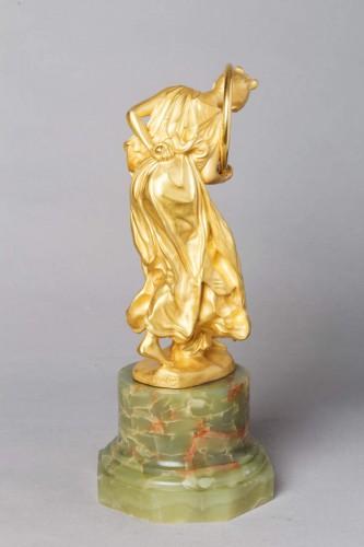 Sculpture  - Danseuse au Cerceau - Jean-Léon GEROME (1824-1904)