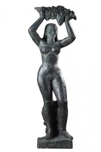 La Vigne - Lucien GIBERT (1904-1988)