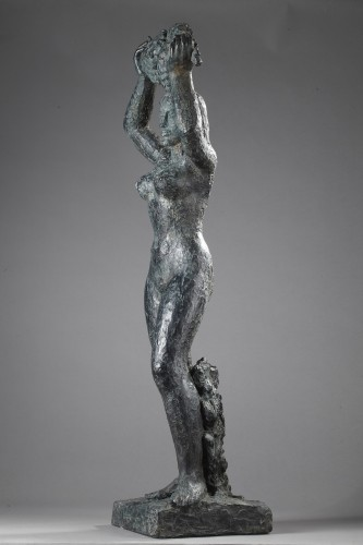 20th century - La Vigne - Lucien GIBERT (1904-1988)