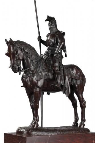 Duke of Orleans - Emmanuel FREMIET (1824-1910)