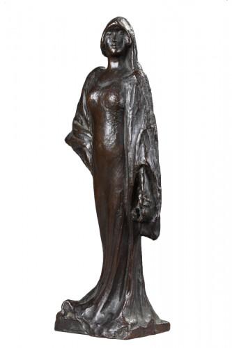 The Bride - Janet SCUDDER (1869-1940)