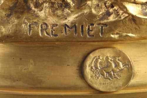 Chariot Driver - Emmanuel FREMIET (1824-1910) -