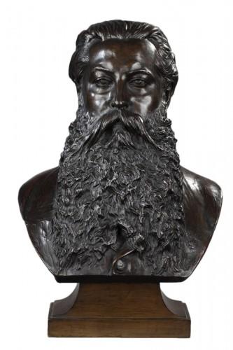 Portrait of a Gentleman- Marceli GUYSKI (1830-1893)