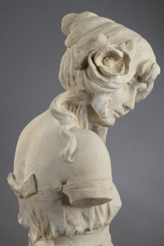 Sculpture  - Cleo De Merode - Anonymous (early 20th Century)