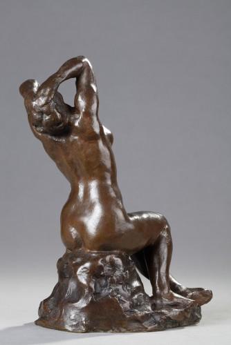 Sculpture  - The Despair - Aimé-jules Dalou (1838-1902)