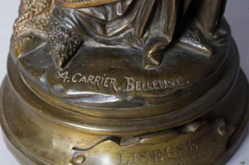 The Reader - Albert-Ernest CARRIER-BELLEUSE (1824-1887) -