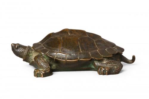 Turtle - Antoine-Louis BARYE (1796-1875)