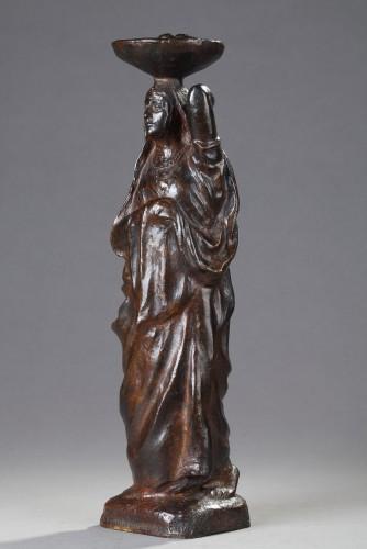 Marché - Eugène L'HOEST (1874-1937) - Sculpture Style Art Déco