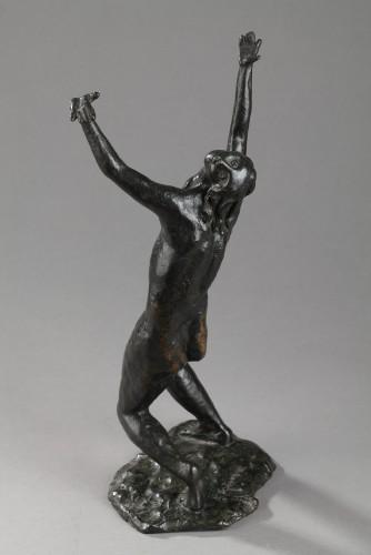 Prayer - Jacinto LA TORRE (1903-1986) - Sculpture Style