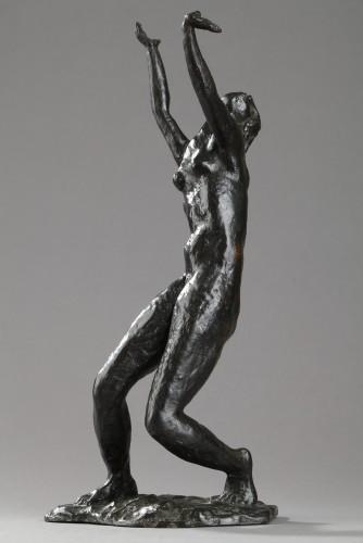 Sculpture  - Prayer - Jacinto LA TORRE (1903-1986)