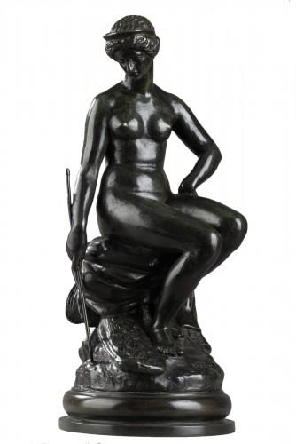 Juno - Antoine-Louis BARYE (1796-1875)