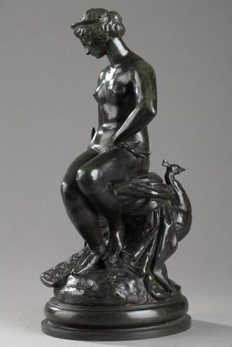 Sculpture  - Juno - Antoine-Louis BARYE (1796-1875)