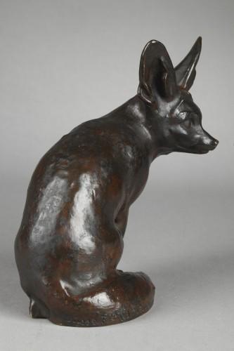 20th century - Desert Fox - Edouard-Marcel SANDOZ (1881-1971)