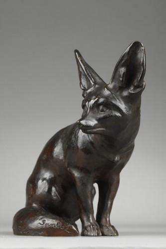 Art Déco - Desert Fox - Edouard-Marcel SANDOZ (1881-1971)